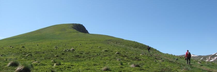 5 randonnées dans le Massif du Sancy