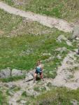 Klimmen in de Val de Coure