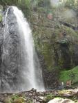 Cascade du queureuilh, Le Mont-Dore