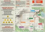 Plan des pistes de Guéry