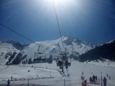 Skiing - Le Mont-Dore