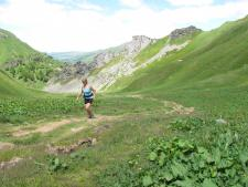Trailrunnen in de Val de Coure
