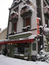 Chez Mimi / Le Petit Paris in de winter