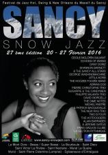 Sancy Snow Jazz 2016